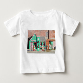 Route 66 Old Conoco Station Baby T-Shirt