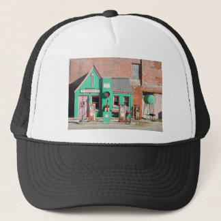 Route 66 Old Conoco Station Trucker Hat