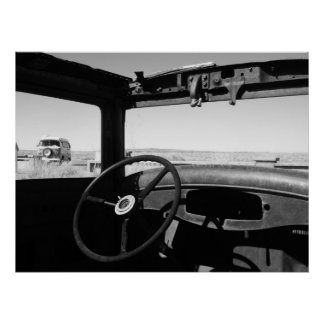 Route 66 Photo Poster