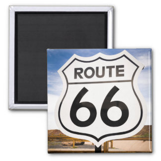 Route 66 road sign, Arizona Magnet