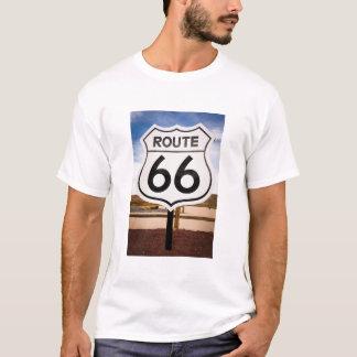 Route 66 road sign, Arizona T-Shirt
