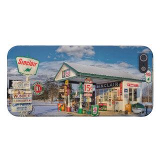 "Route 66 Road Trip ""Sinclair Gas"" iPhone 5/5s Case"