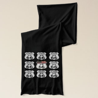 Route 66 scarf