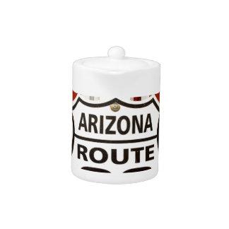 Route 66 Seligman Arizona Usa