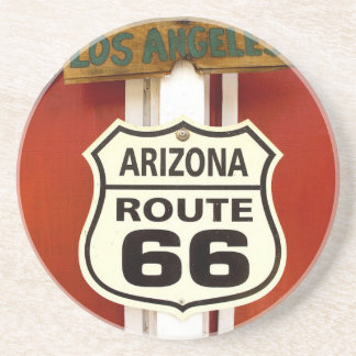 Route 66 Seligman Arizona Usa Coaster