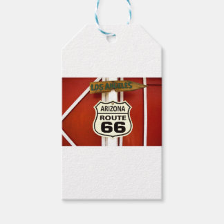 Route 66 Seligman Arizona Usa Gift Tags