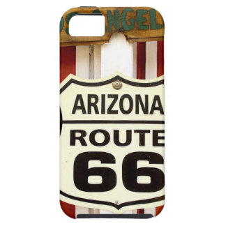 Route 66 Seligman Arizona Usa iPhone 5 Cover