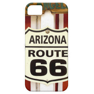 Route 66 Seligman Arizona Usa iPhone 5 Covers