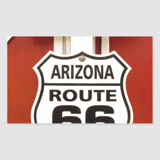 Route 66 Seligman Arizona Usa Sticker
