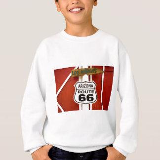 Route 66 Seligman Arizona Usa Sweatshirt