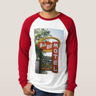 Route 66 Sign  Baseball shirt Series 1