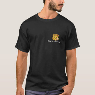 Route 66  The Mother Road T-Shirt