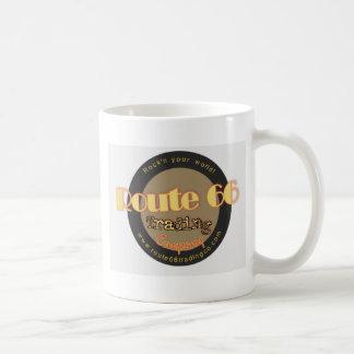 Route 66 Trading Co logo Coffee Mug