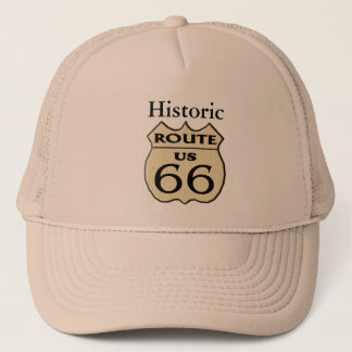 Route 66 - Trucker Hat
