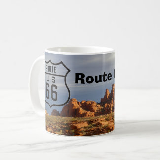 Route 66 Western USA Coffee Mug