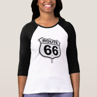 Route 66 womens t-shirt