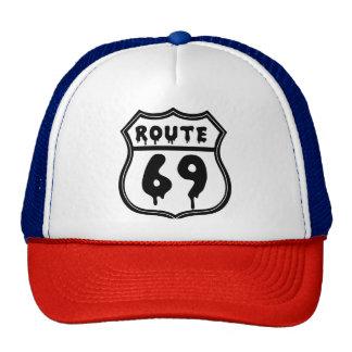 ROUTE 69 TRUCKER HAT