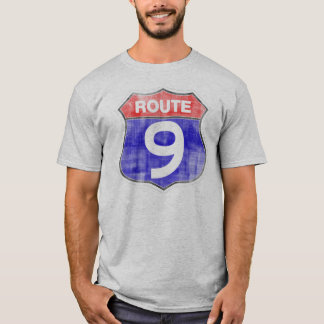 Route 9 Band T-Shirt