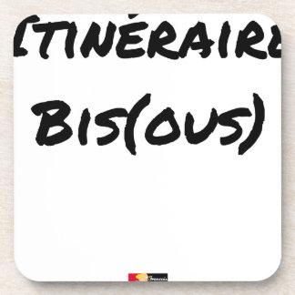 ROUTE (A) (OUS) - Word games - François City Coaster