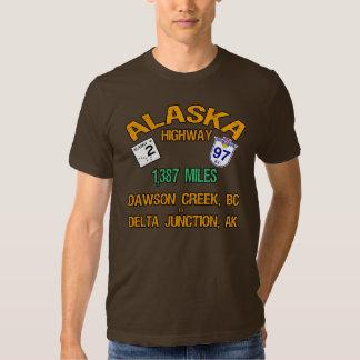 Route de l'Alaska Tee-shirt