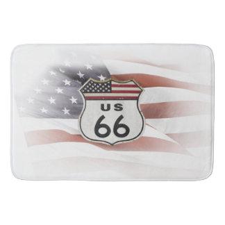 Route US 66 Bath Mat