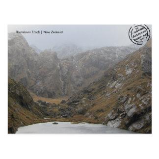 Routeburn TRACK (New Zealand) postcard