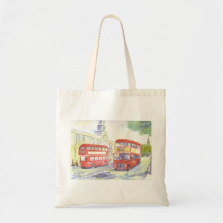 Routemaster Bus Tote shopping bag