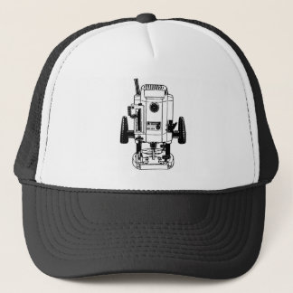 ROUTER TRUCKER HAT