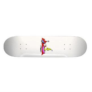 Rover Towing Skateboard
