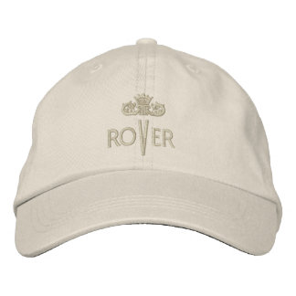 ROVER with Crown - 001 Embroidered Hats