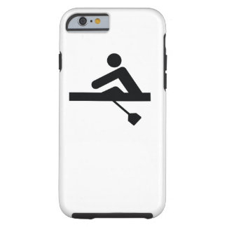 ROW   cool sport icon Tough iPhone 6 Case