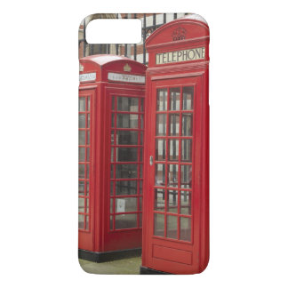 Row of phone boxes at the back of the Royal iPhone 7 Plus Case