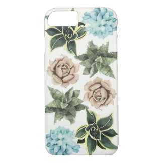 Row of Succulents iPhone 8/7 Case