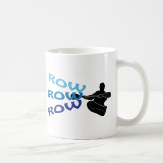 Row, Row, Row Coffee Mug
