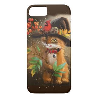 Rowan and cardinal iPhone 8/7 case