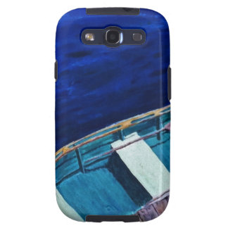 Rowboat at The Dock Samsung Galaxy S3 Case