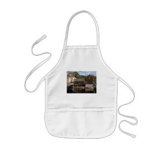 Rowboats by Mill Kids Apron