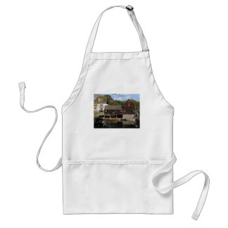 Rowboats by Mill Standard Apron