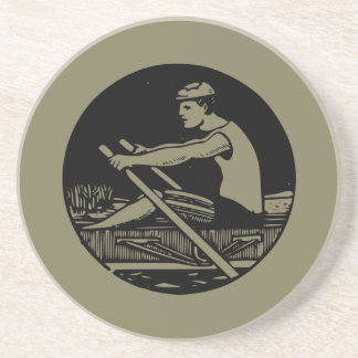 ROWER DRINK COASTER
