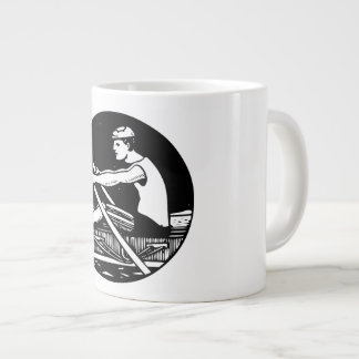 ROWER LARGE COFFEE MUG