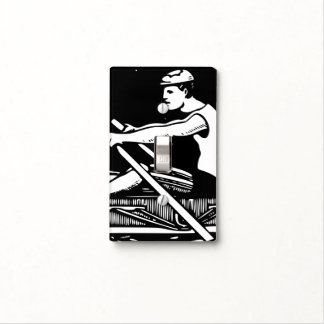 ROWER LIGHT SWITCH COVER