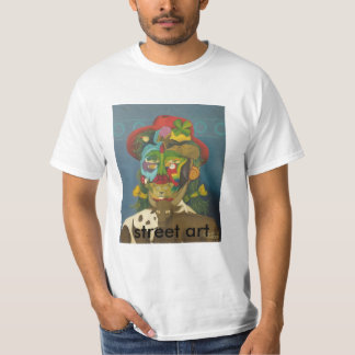 Rower of accidental short sleeve, with design T-Shirt