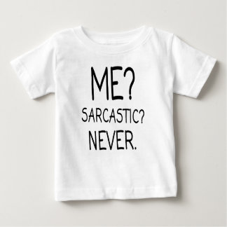 Rower Sarcastic Baby Baby T-Shirt