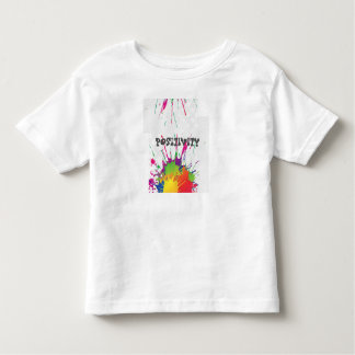 Rower Stains POSITIVITY Toddler T-shirt