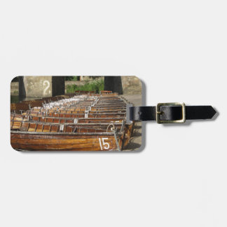 Rowing Boats Luggage Tags