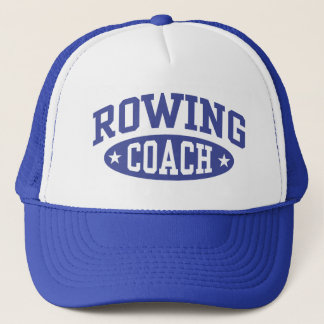 Rowing Coach Trucker Hat