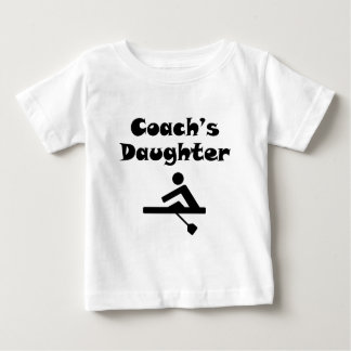 Rowing Coach's Daughter Baby T-Shirt