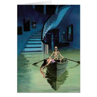 Rowing Death ~ Card