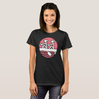 Rowing Girls - Rowing T Shirt