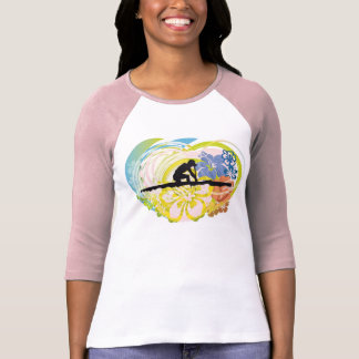 Rowing illustration T-Shirt